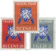 Nederlands Indië 1941 - Nr. 290-292 - Ongebruikt