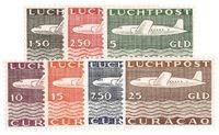 Curacao - Vliegtuig 1947 (LP82-LP88, postfrisk)