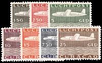 Curacao - Vliegtuig 1947 (LP82-LP88, postfris)