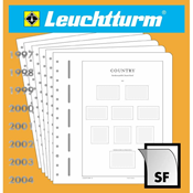 LEUCHTTURM SF Supplement Andorre poste espagnole 2009