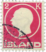 Island 1912 - AFA nr.74 - Stemplet