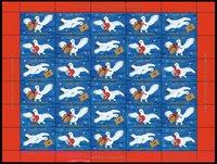 Groenland - Kerstzegels 2007