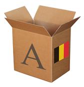 Carton trouvailles A Belgique
