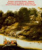 Monaco - Fælles med Belgien - Miniark