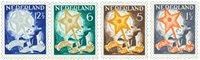 Nederland 1933 - Nr. 261-264 - Ongebruikt