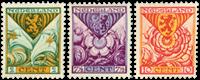 Holland 1925 - NVPH 166-168 - Ubrugt
