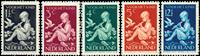 Netherlands 1938 - NVPH 313-317 - Mint