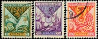 Nederland 1925 - Nr. 166-168 - Gebruikt