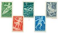 Nederland 1948 - Nr. 508-512 - Postfris