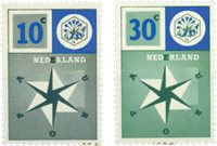 Holland 1957 - NVPH 700-701 - Postfrisk