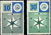 Holland 1957 - NVPH 700-701 - Postfrisk