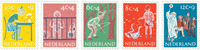 Netherlands 1959 - NVPH 731-735 - Mint