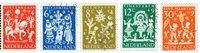 Kinderzegels 1961 - Nr. 759-763 - Gebruikt