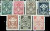Nederlands Indië - Nr. BK1-BK7 - Postfris