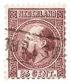 Nederland 1867-1868 - Nr. 11 - Gebruikt