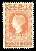 Holland - NVPH 101 - Postfrisk