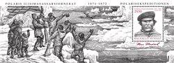 Groenland - Expéditions - Bloc-feuillet neuf