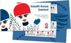 Groenland - Noël 2012 - Carnet neuf