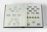 Classificatore - blu - A4 - 64 pagine bianche - cop. non imbottita