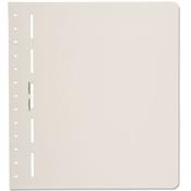 Blankoblade - Hvide - Uden tryk - 50 stk.