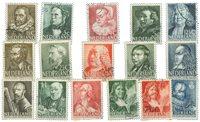 Holland 1938+39+40 - Stemplet