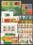 Suriname - Jaargang 1981 (Zb 237-279,postfris)