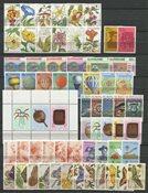 Suriname - Année 1983 - Nos 321-381 - Neuf