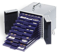Aluminium muntenkoffer