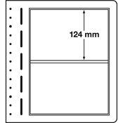 Foglio Leuchtturm Blanko 2 tasche