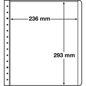 LIGHTHOUSE LB-Blank Sheet, 3-way division, inner size: 236 x 293 mm, p. 1