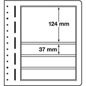 LEUCHTTURM feuille neutres LB, 4 compartiments, p.  1