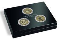 Coffret Numismatique VOLTERRATRIO de luxe, pour comm. 2¤ *Joint Issues 2007