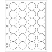 ENCAP- Lommer 36/37 - Indvendigt format: 36 til 37  mm