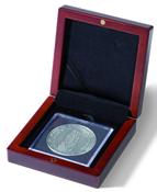 Small coin box VOLTERRA, for 1 QUADRUM XL resp. 1 coin holders XL (67 x 67 mm)