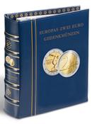 VISTA Euro munten album *Oude en nieuwe leden*, Vol 1+2