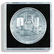 Quadrum XL - Møntkapsel - op til en diameter på 49  mm