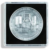 Quadrum XL - Møntkapsel - op til en diameter på 58  mm