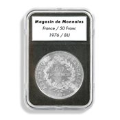 Everslab - Møntkapsel - 24 mm