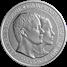 Frederik og Mary 200 kr. mønt