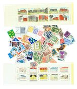 Finlande - 220 timbres diff. neufs
