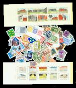 Finland postfris - 250 verschillende