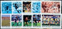 Guinée Histoire du Football