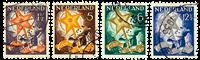 Holland 1933 - NVPH 261-264 - Stemplet