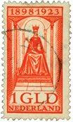 Holland 1923 - NVPH 129 - Stemplet