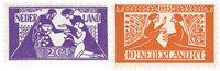 Nederland 1923 - Nr. 134-135 - Ongebruikt