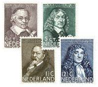 Nederland 1937 - NVPH 296-299 - Postfris