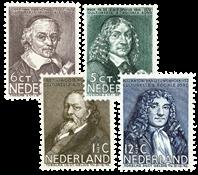Netherlands 1937 - NVPH 296-299 - Mint