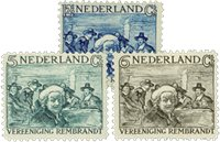 Holland 1930 - NVPH 229-231 - Postfrisk