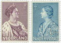 Nederland 1934 - NVPH 265-266 - Postfris