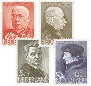 Pays-Bas 1936 - NVPH 283-286 - Neuf